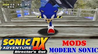 Sonic adventure dx rom hacks