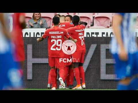 Highlights: FC Midtjylland - Esbjerg FB (1-0)