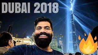 Happy New Year - Light Up 2018 Dubai - World Record Celebrations thumbnail