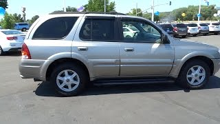 2002 OLDSMOBILE BRAVADA Redding, Eureka, Red Bluff, Chico, Sacramento, CA 22101338