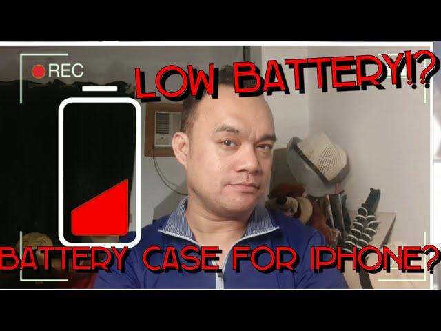 PHONESUIT ELITE 6 PRO | BATTERY CASE FOR IPHONE | CASE AND BATTERY FOR IPHONE #PHONESUIT #ELITEPRO