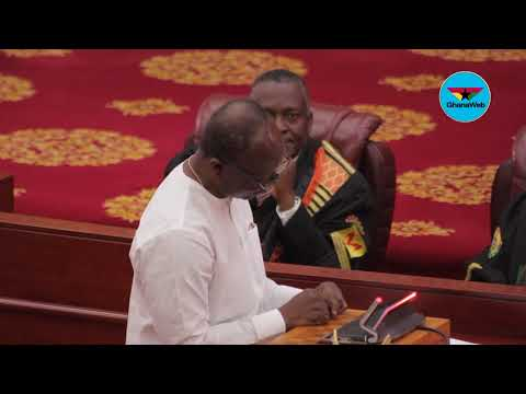 Government to end 2017 with fiscal deficit of 6.3% - Ken Ofori-Atta