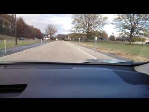 New York yolunda - Atlanta to Maryland - Amerika Vlog #45
