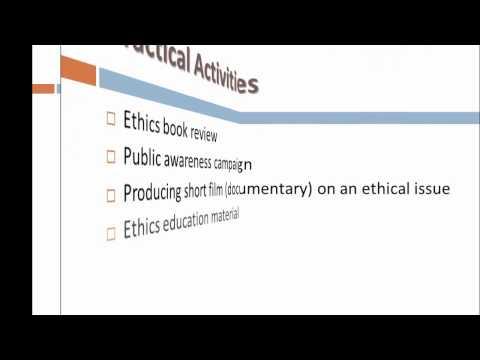 تقييم الطلاب في مادة الأخلاقيات (3)