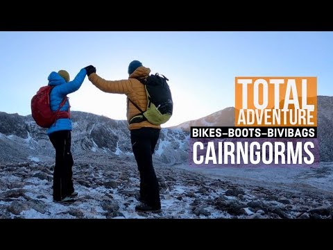 Bike, Boots & Bivibags - Cairngorms Jan 2019