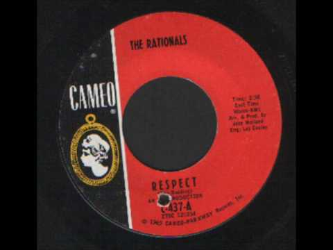 THE RATIONALS - RESPECT - CAMEO RECORDS 60s GARAGE
