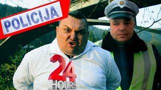 Challenge 24 Sata Ispod Mosta