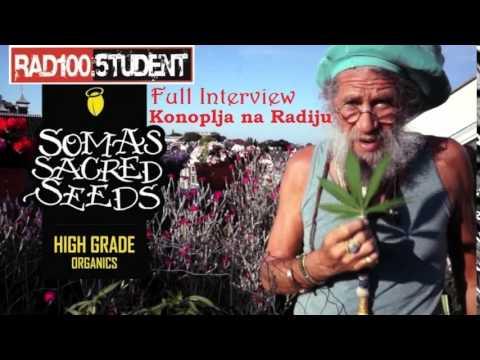 Soma (Soma Seeds) full interview @ Radio Student, Zagreb, 30.4.2015