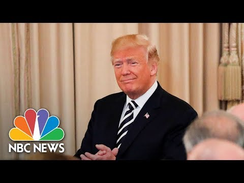 Watch Live: President Trump attends roundtable on tax reform