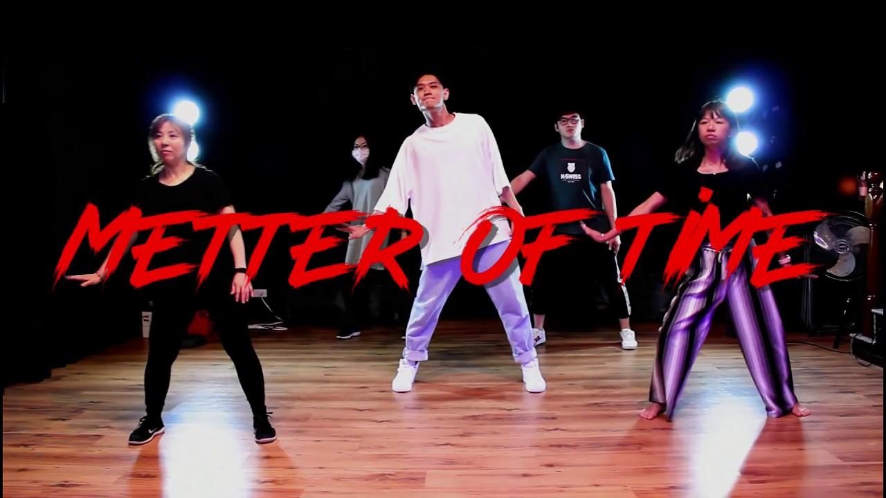 Lisa Shaw CHERRY Matter Of Time URBAN DANCE X AIR (週一)