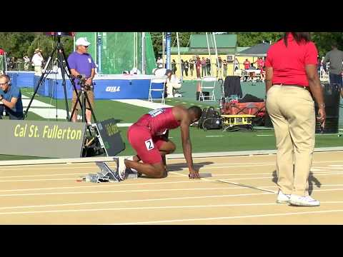 NCAA 4x100m UPSET! Arkansas Little Rock For The Win!