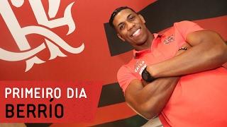 O dia de Orlando Berrío no Flamengo