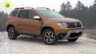 Dacia Duster 4x4 - Prove Auto