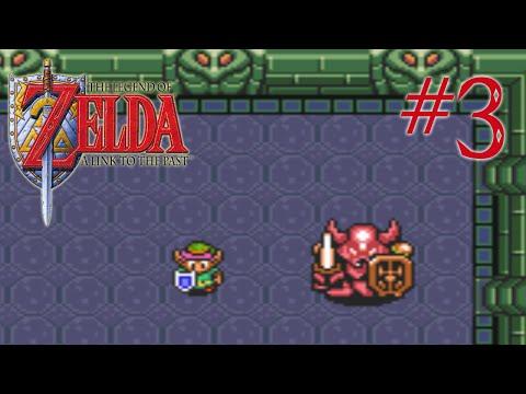 [Detonado Completo 100%] Zelda: A Link to the Past #3 - EASTERN PALACE