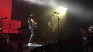 Nevermind - Dennis Lloyd    Brisbane Never Go Back Tour 2019 Video
