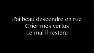 Axelle Red - Quelque Part Ailleurs Lyrics