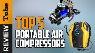✅Air Compressor: Best Portable Air Compressor 2018 (buying guide)