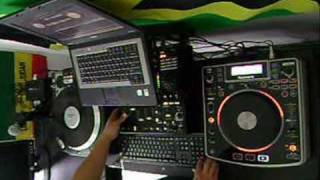 DJ Chiney Jugglin LIVE - Street Groove Riddim (May 2010)
