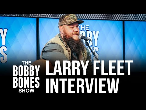 Larry Fleet On His Career Story, His Connection To Jake Owen, & His New Record
