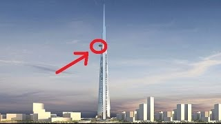 JEDDAH KINGDOM MILE-HIGH TOWER 2018| WORLD TALLEST HIGHEST BUILDING|SKYSCRAPER|JEDDAH CITY ARABIA