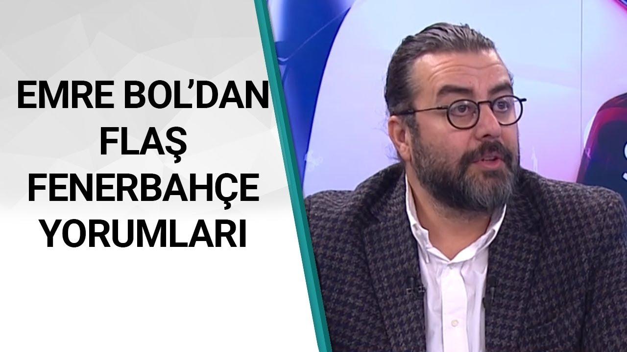 Emre Bol, Fenerbahçe'nin Transfer Gündemini Açıkladı! / A Spor / Spor Ajansı / 05.01.2020