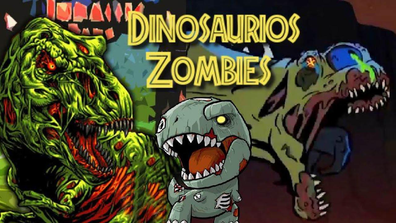 Dinosaurios Zombies Youtube Esta actualización de otoño trae con ella esta actualización de otoño trae con ella tres nuevos dinosaurios. dinosaurios zombies