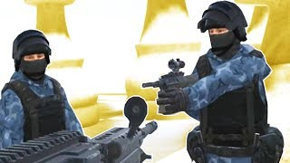 Ridiculous SWAT Training in VR - Pavlov VR Gun Game Funny Moments