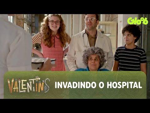 Invasão no Hospital | Valentins | Vídeo Oficial | Gloob