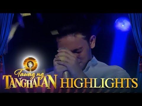 Tawag ng Tanghalan: John Michael dela Cerna continues his reign in Tawag ng Tanghalan