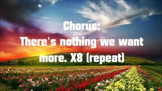 Preashea Hilliard | We Want You lyrics