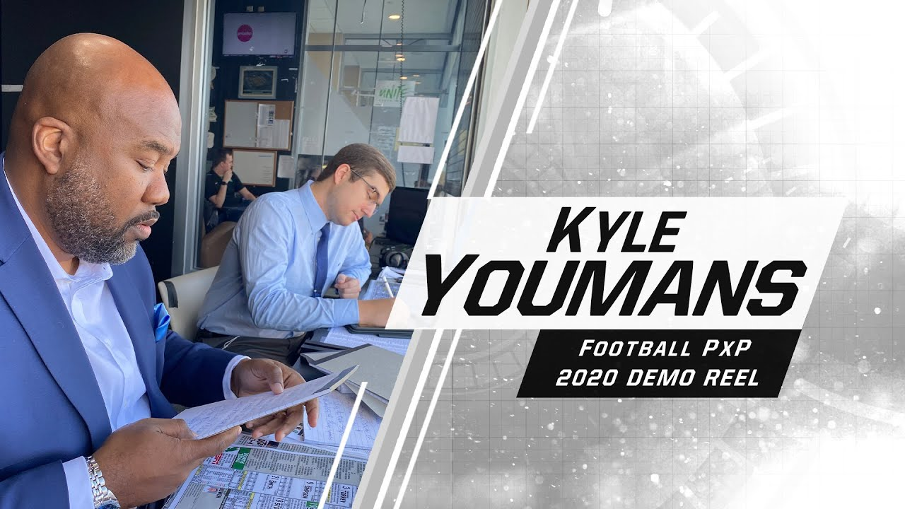 Kyle Youmans - 2020 Football Demo Reel - Shortened Cut