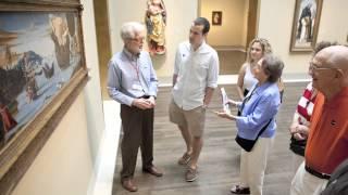видео Museum of Fine Arts
