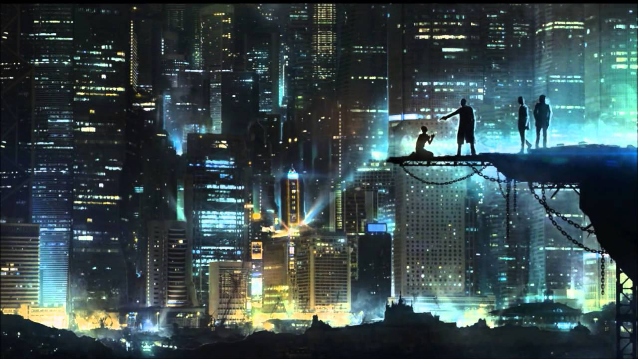 Cyberpunk Dystopian Narrative Youtube