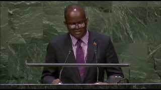 Saint-Kitts-et-Nevis - Débat 2014 de l'Assemblée générale de l'ONU
