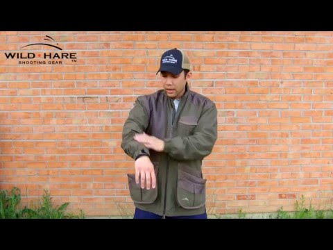 Hydro-Elite Shooting Jacket (WH-471L) Features And Waterproof Test