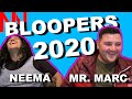 Bloopers 2020 - Mr Marc and Neema