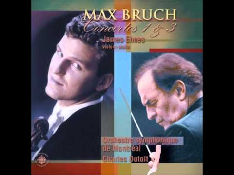 Bruch Violin Concerto 3 - James Ehnes