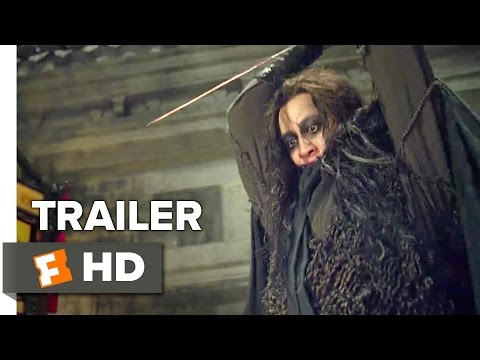 Sword Master Official Trailer 1 (2016) - Peter Ho Movie