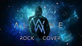 Alan Walker - Alone (Rock & Rap Cover) by RUN [feat. Egie Mc & Tya]