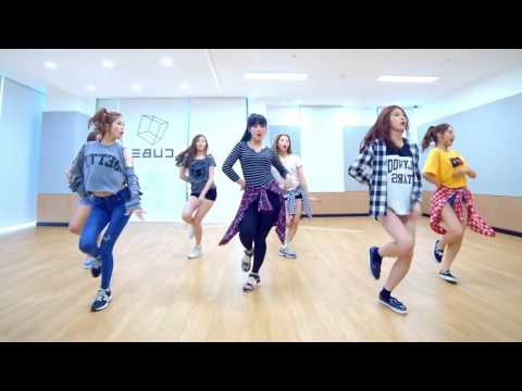 開始Youtube練舞:No oh oh-CLC | 鏡像影片