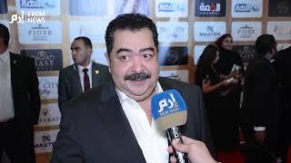 """طارق عبدالعزيز: انتظروني في """"مهرجان القاهرة السينمائي"""" بهذا الفيلم"""