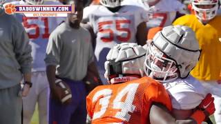 Clemson Football || Hard Knocks