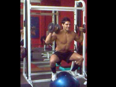 Incredible squat workout