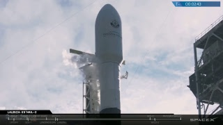 WATCH LIVE: SpaceX to Launch Falcon 9 Rocket #Es