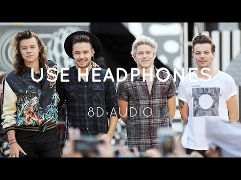 One Direction - If I Could Fly (8D Audio)