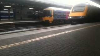 First great western trains at Reading