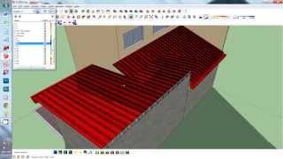 Steelmax Roof Design Process Animation