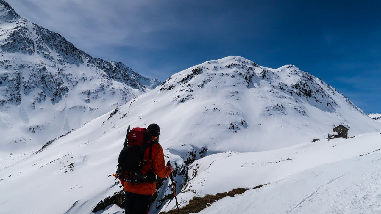 Klettergurt Skitour : Skitour zum similaun 3606m vlog no. 29 youtube