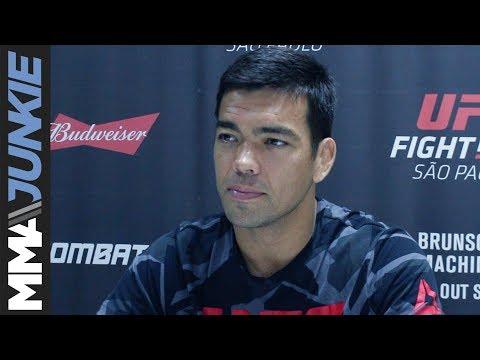 Lyoto Machida full pre-UFC Fight Night 119 interview