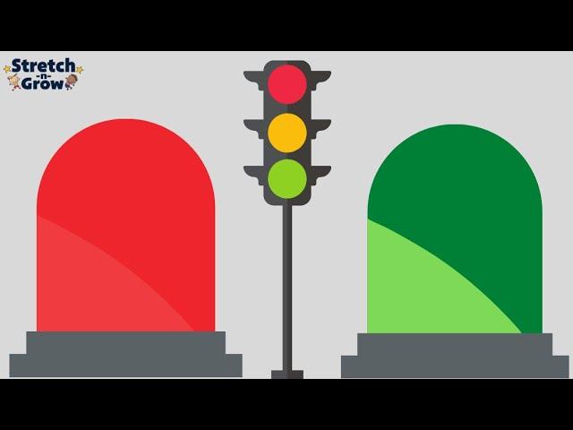Stretch-n-Grow's Red Light ~ Green Light